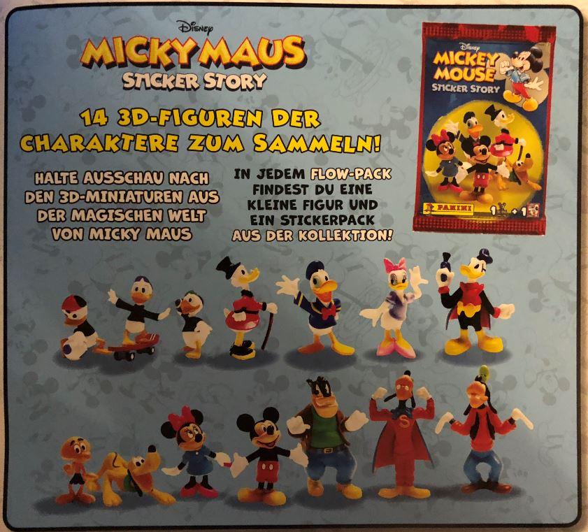 Ralph Reichts 2: Chaos im Netz Disney Sammelsticker 3 Displays Panini 108 T/üten